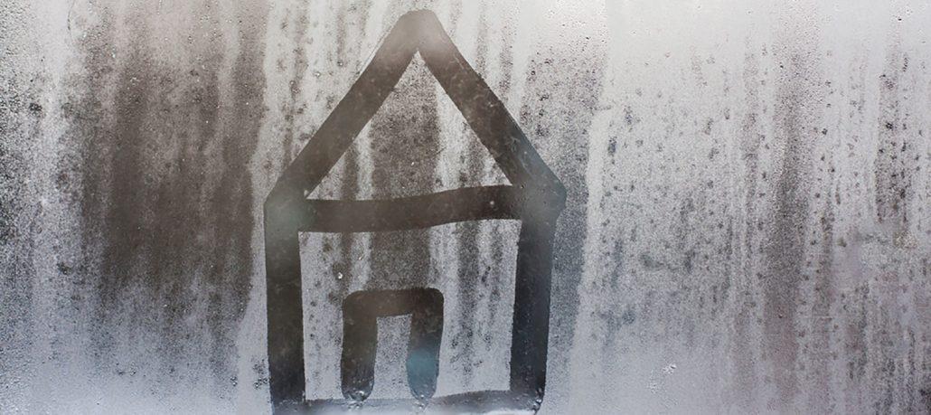 Condensation on window