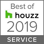 Houzz 2019 Service Award